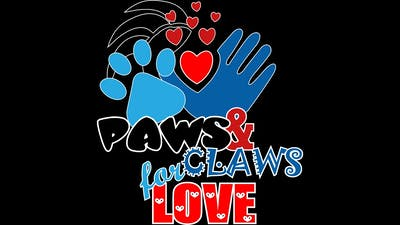 Paws and Claws for love - debut show