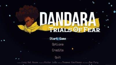 Dandara: Trials of Fear gameplay