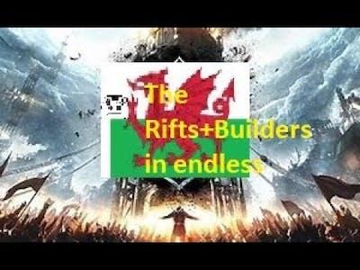 Frostpunk The Rifts introdution/Builders intro