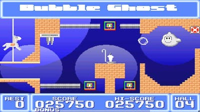 Bubble Ghost (Windows game 2003)