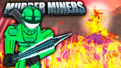VOLCANO OF BODIES | Murder Miners: Funny Moments (Gameplay Montage)