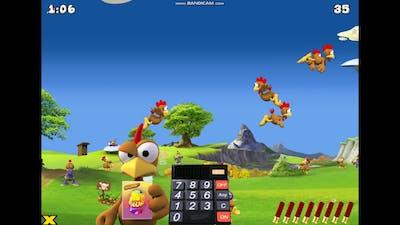 Crazy Chicken   Invasion gameplay