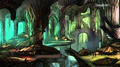 Underworld Ascendant Kickstarter Video