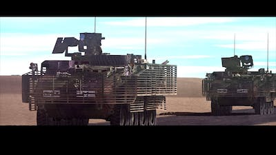 Combat Mission: Shock Force 2, The Screen