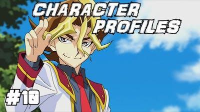 Yugioh Profile: Sylvio Sawatari (Shingo Sawatari)