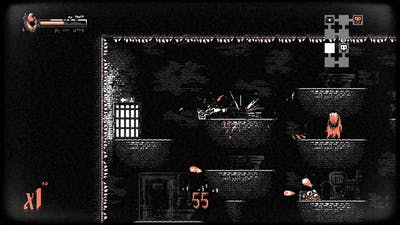 Nongunz: Doppelganger Edition Gameplay PC GAME Early Stage