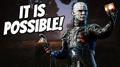 A HELLRAISER CHAPTER IS POSSIBLE! - Dead by Daylight