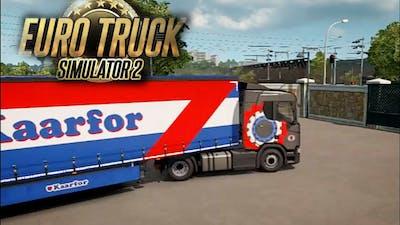 Euro Truck Simulator 2 Road To The Black Sea | SCANIA Truck