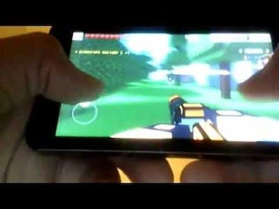 deathtrap piexl gun 3d game
