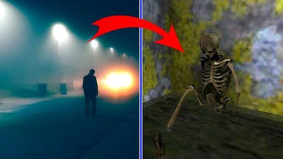 The Truth about the Skeleton in Granny - feat. Nightmare Files