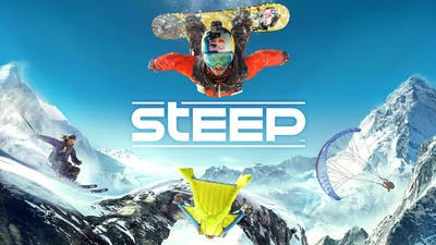 Steep - Just a Demonstration of The Game