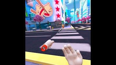 Traffic Jams Virtual Reality game is actually fun!