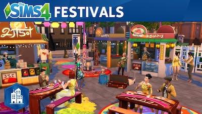 The Sims 4 City Living ( Aspiration)🏙🏙