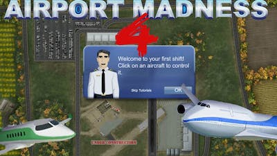 DELAYS ALL AROUND   Airport Madness 4