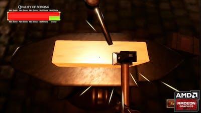 Hmm - Fantasy Blacksmith