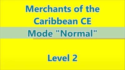 Merchants of the Caribbean CE Level 2
