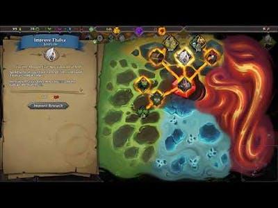 Dungeons 3 Walkthrough (Hellish Difficultly) - Level 2: Twistram in Ruins