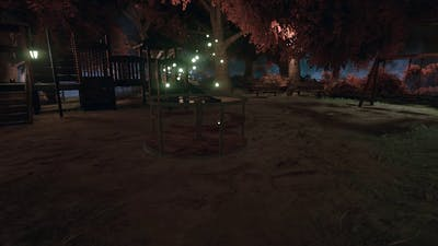 STEAM GAME EMPATHY PATH OF WHISPERS PLAYGROUND AT NIGHT