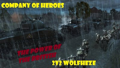 Company of Heroes 1 2020 #12 Wolfheze Power of the British Forces