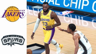 LAKERS at SPURS | FULL GAME HIGHLIGHTS | JANUARY 1, 2021 | NBA 2K21 Next Gen Mod