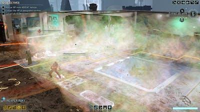 XCOM 2 fallout test