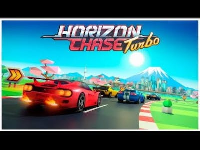 This Game gives me a Migraine [ Horizon Chase Turbo ]