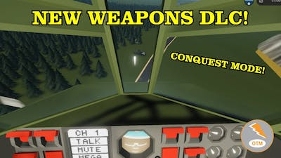 *NEW* WEAPONS DLC! - Stormworks: Search And Destroy Gameplay