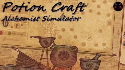 Potion Craft: Alchemist Simulator[Demo]