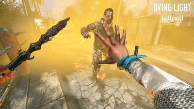 Dying Light Hellraid Getting the Fire Wand in the Harran and Here's how [Read Description]