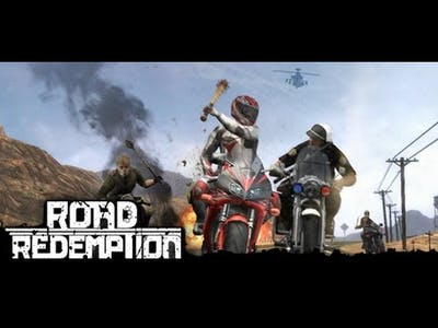 Road Redemption : games to watch