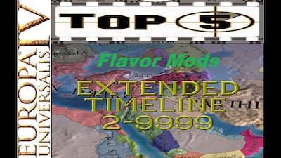 Eu4 Flavor Mods (Top 5)