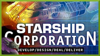 Starship Corporation | Draconicrose Tries