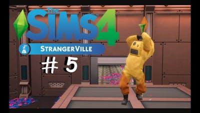 Sims 4 StrangerVille #5 - THE FINALE!