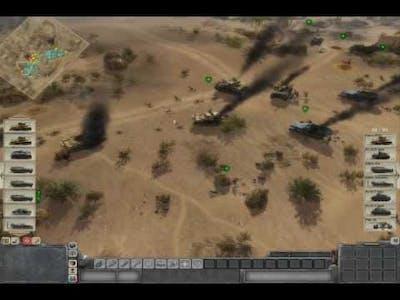 Men of War Gameplay