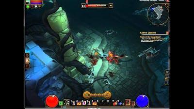 Let's Game: Torchlight 2 - Part 7 - Sudden Random Ending