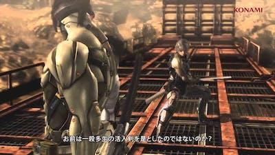 Metal Gear Rising - Revengeance - Tokyo Game Show 2012 Trailer (HD)
