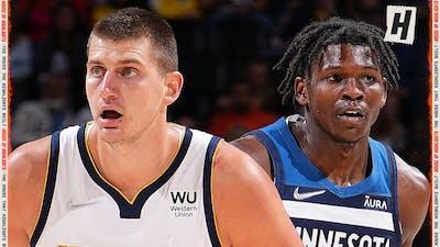 Minnesota Timberwolves vs Denver Nuggets - Full Game Highlights   October 8, 2021 NBA Preseason