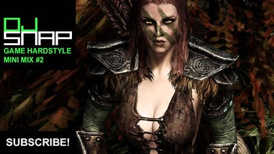 HARDSTYLE VIDEO GAME REMIXES 2 | Zelda | Skyrim | Angry Birds | Starcraft | God of War
