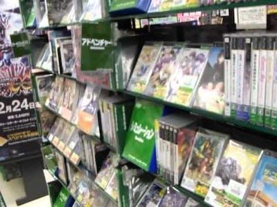 Chameleon Club Game Store, Tokyo Japan: 2nd Visit