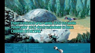Rex Nebular and the cosmic gender bender * Español * Parte 01
