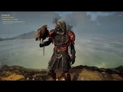 [Assassin's Creed Odyssey]Arges-The Bright One New Mythical Boss Fight Gameplay
