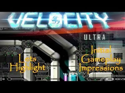 velocity ultra gameplay lets play impressions