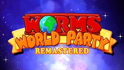 Worms World Party Remastered - High Tides - 4x8 Deathmatch
