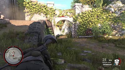 Sniper Elite 4 Some More Kills Gameplay