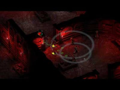 Pillars of Eternity II Stealthily Stealing Books from the Forgotten Sanctum Archives Part 1