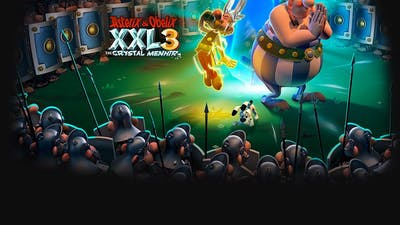 ASTERIX and OBELIX XXL 3: The Crystal Menhir