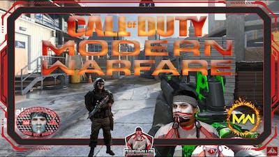 Modern Warfare - Gameplay in Warpaint - Game 3/7