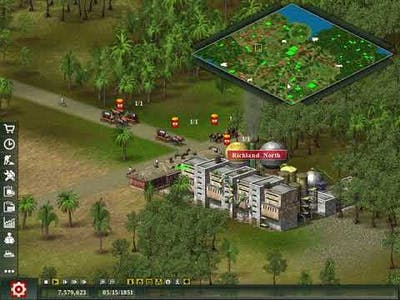 Transport Giant Endless Game Southern USA Road Transport Part 2 1851