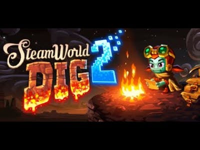 Let's Play: SteamWorld Dig 2 Part 03