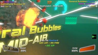 Robot Roller Derby Disco Dodgeball: I love this game!